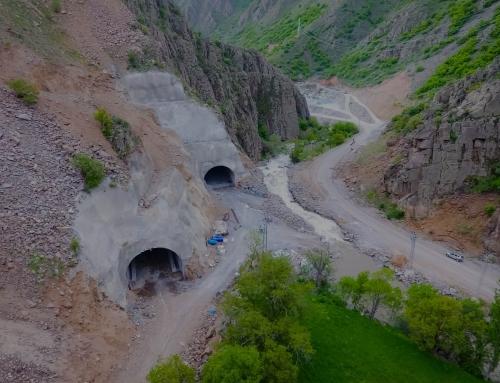 Ovit  Access Tunnels