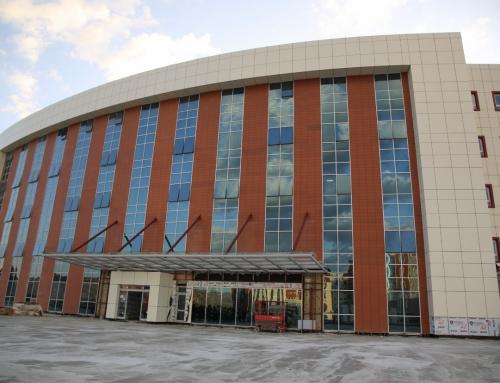 Sivas İli Bölge Numune Hastanesi 250 Yataklı Ek Bina + İdari Hizmet Binası Yapım İşi